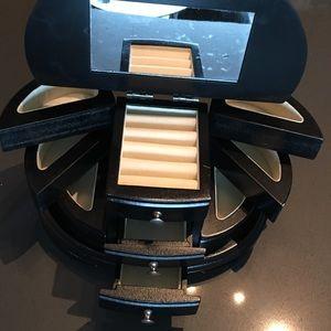 Jewelry - Wood jewelry box